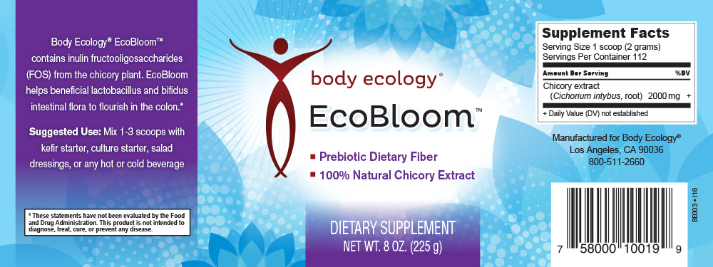 EcoBloom Ingredients