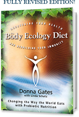 Body Ecology Book Cover