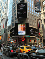 Body Ecology in Times Square