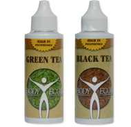 Green and Black Tea Concentrates