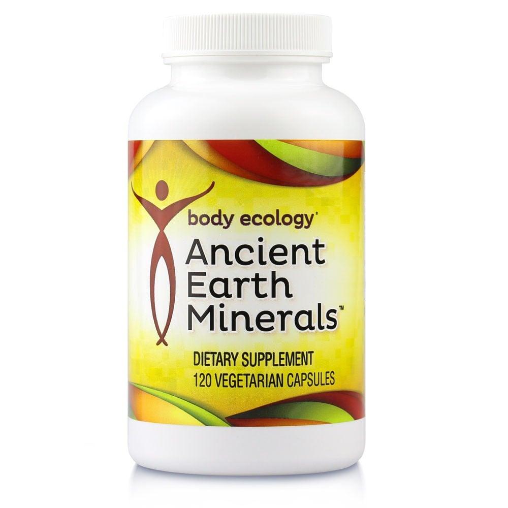 Ancient earth minerals