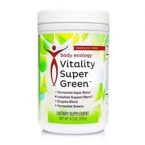 Body Ecology Vitality Super Green