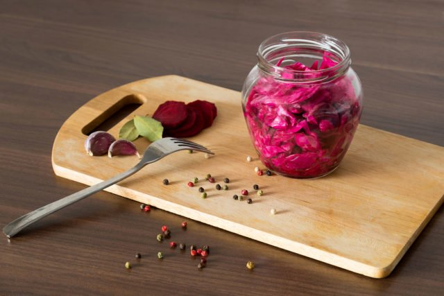 Fermented beets recipe 2