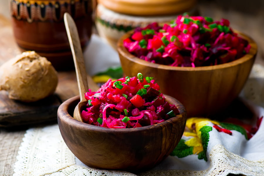 Fermented beets recipe