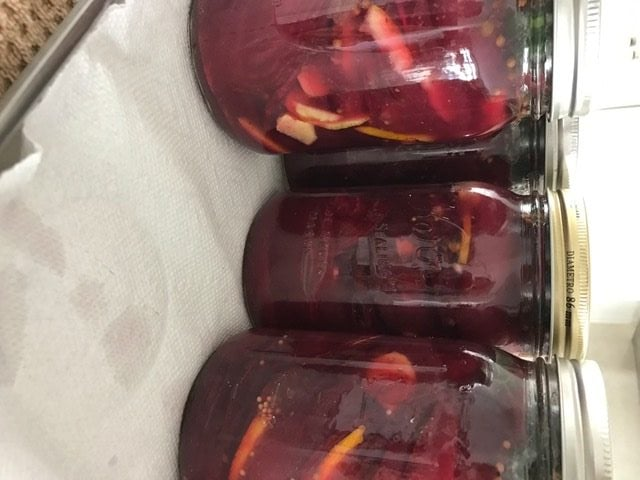 Fermented beets recipe 1