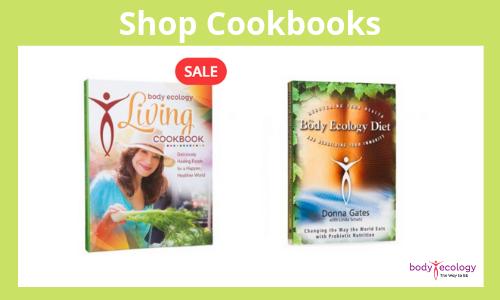 Body Ecology Diet Cookbooks