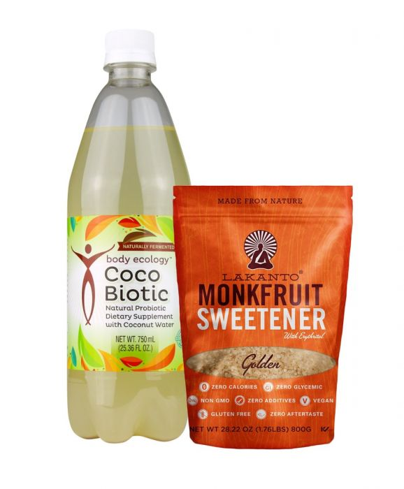 Body Ecology Sugar Buster Kit