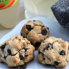 Probiotic Protein Chocolate Chip Cookies, Pancakes [Gluten-Free, Dairy-Free, Sugar-Free, Nut-Free]