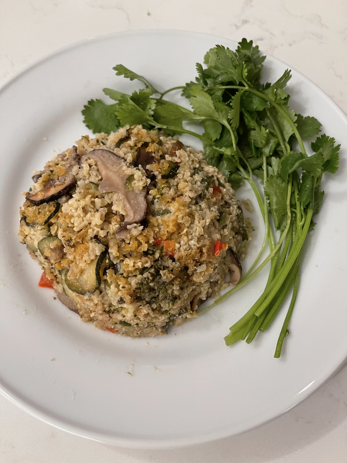 Body Ecology's guilt-free & good-for-your-gut millet casserole recipe