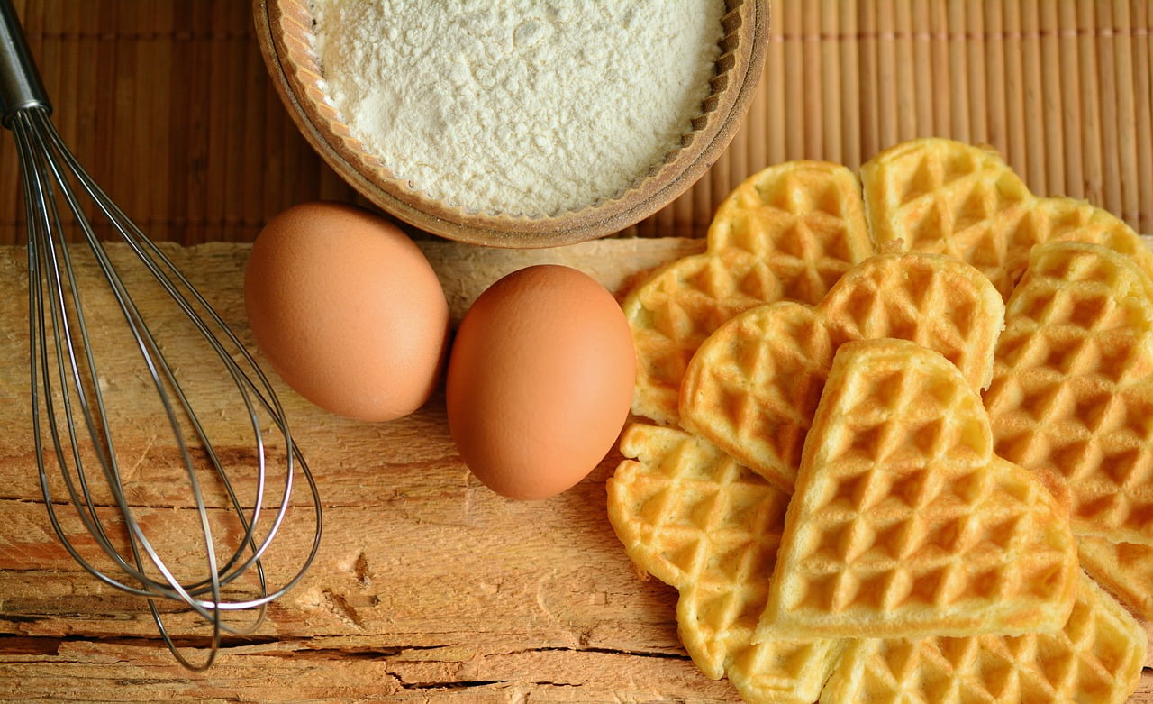 Fool your family with Bill and Mike's gluten-free waffle recipe