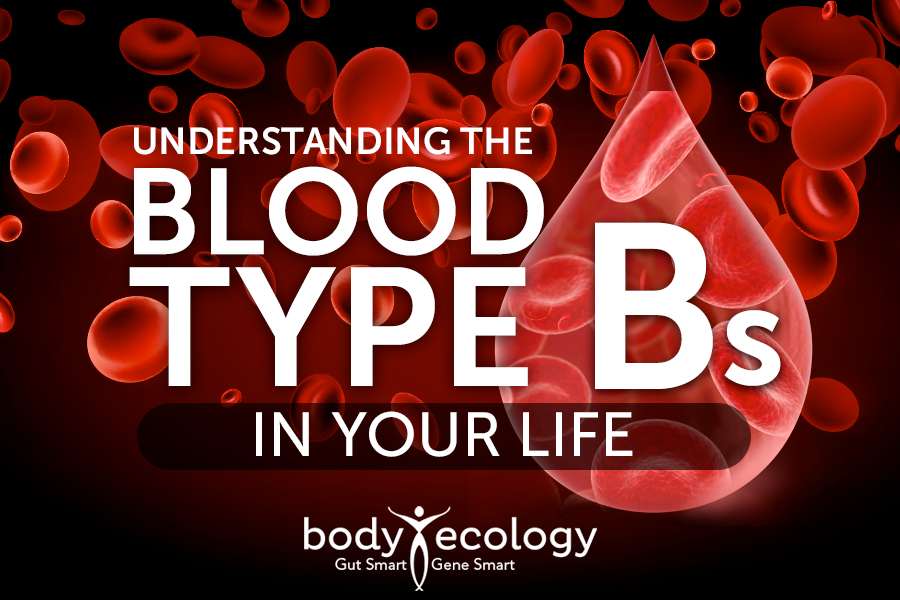 blood type b diet