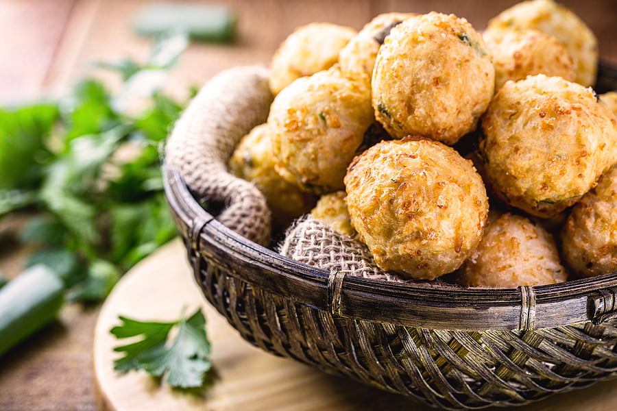 [RECIPE] Make buckwheat croquettes in under 30 minutes