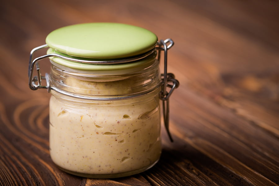 An 'it's-not-too-good-to-be-true' almond mayonnaise recipe