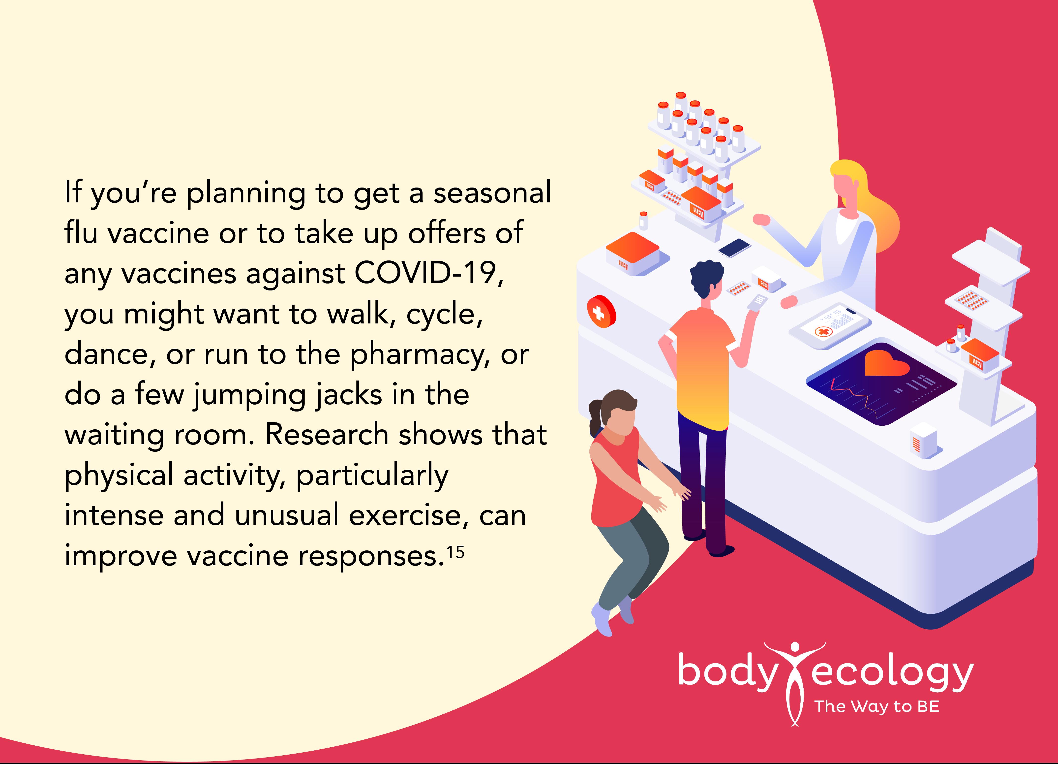 how to prepare for covid vaccine