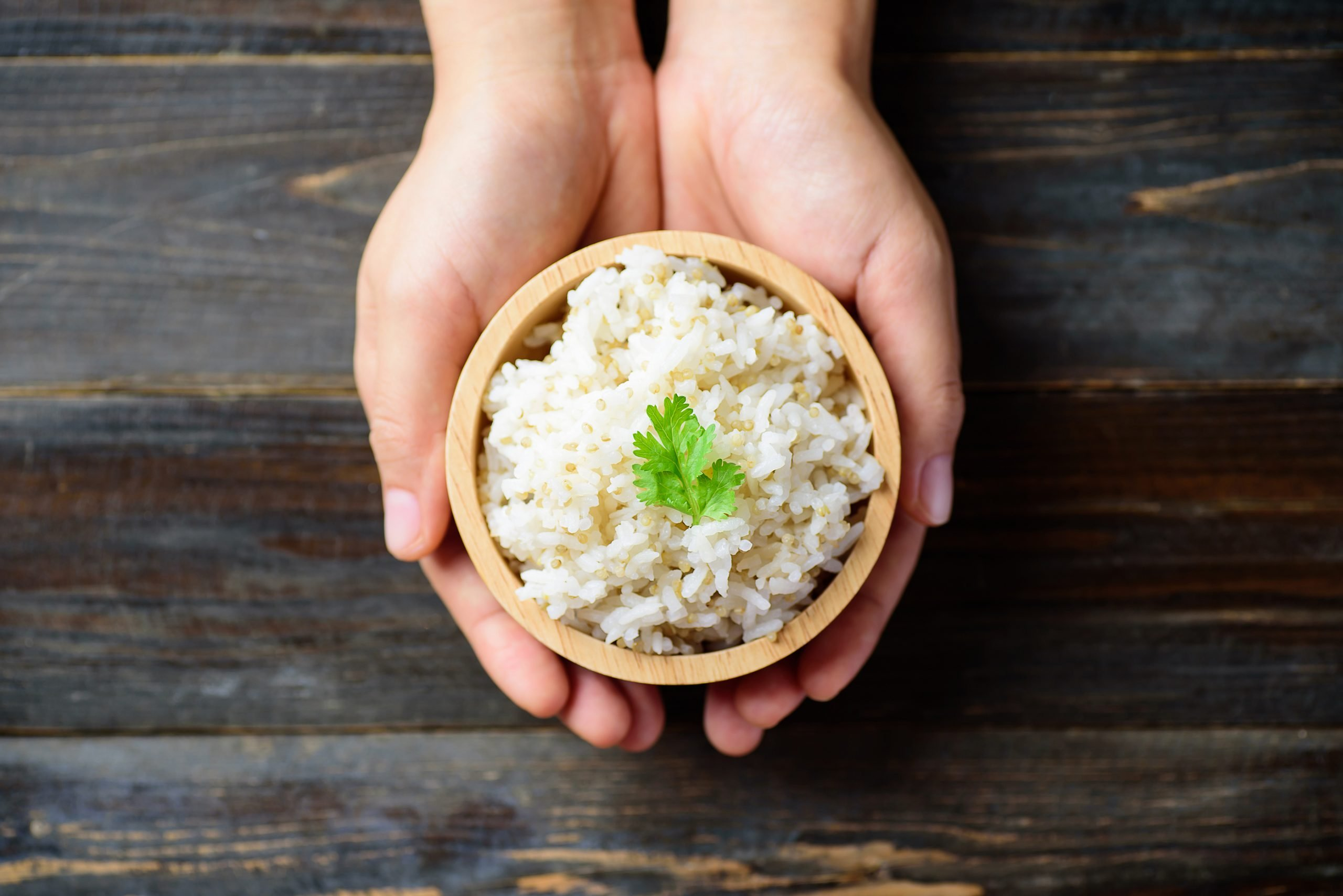 The easy, sure-fire way to make fermented rice
